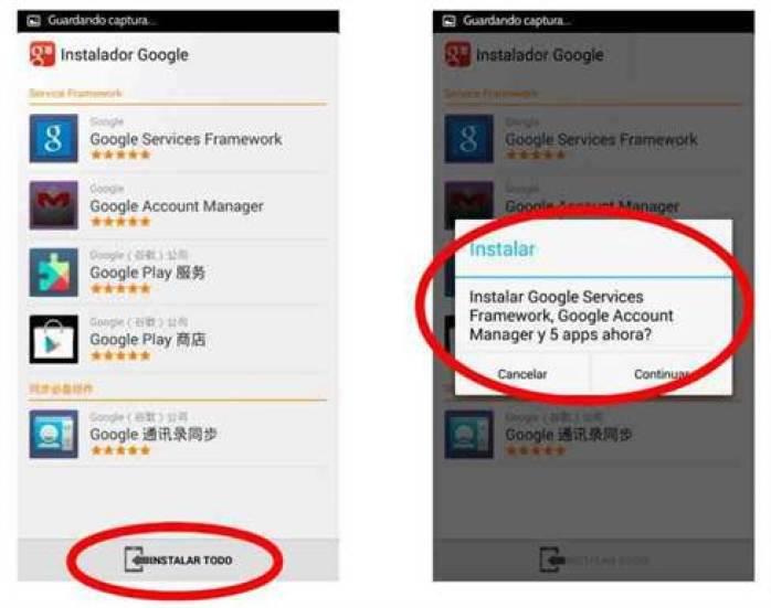 Como instalar a Play Store em qualquer smartphone Android 2