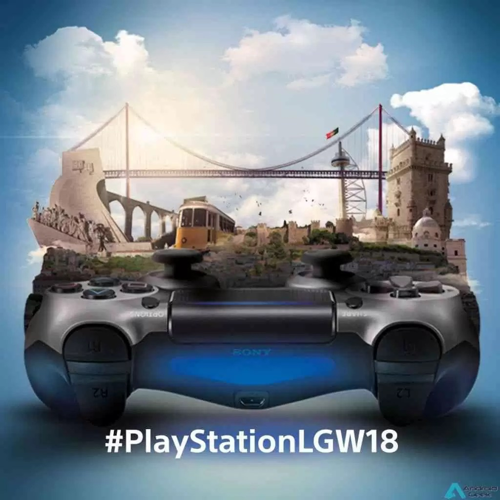 PlayStation celebra os grandes títulos do ano na Lisboa Games Week 1