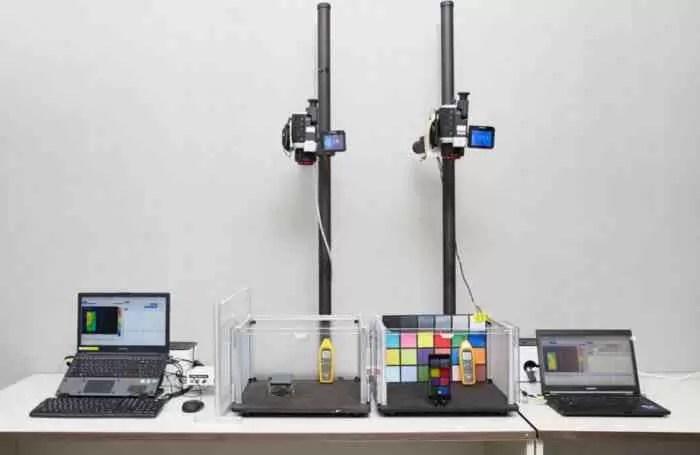 Samsung publica fotos dos seus laboratórios: estes são os testes Galaxy 4