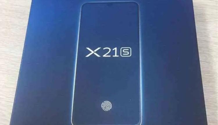 Fotos de unbox revelam o Vivo X21S com sensor de impressão digital no ecrã 5