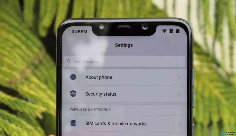 Xiaomi Poco F1 recebe atualização para o Android Pie Open beta, e já sabemos a data 1
