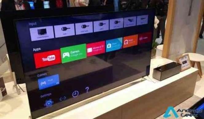 Android TV tem dezenas de milhões de utilizadores 1
