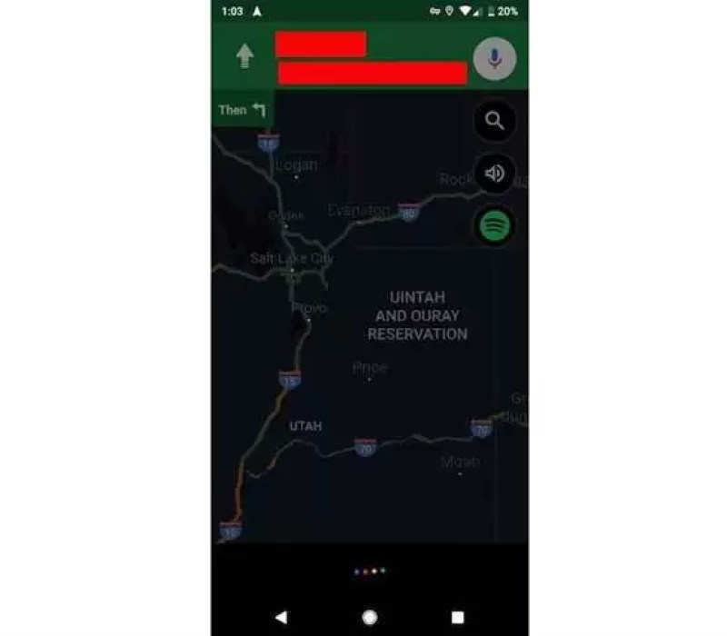 Assistente do Google Maps