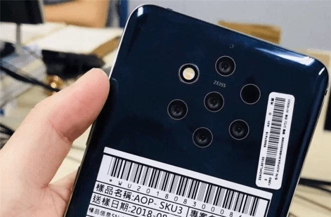 Nokia 9 chega antes do MWC, uma versão Snapdragon 855 a caminho 1