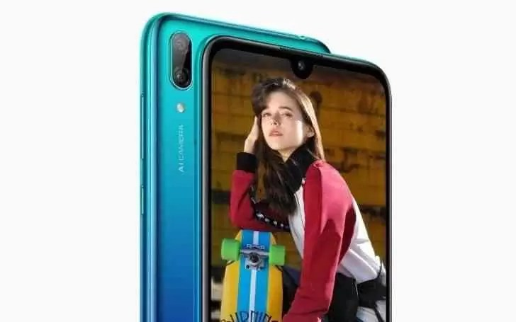 Huawei Y7 Pro (2019) é oficial com Snapdragon 450 1