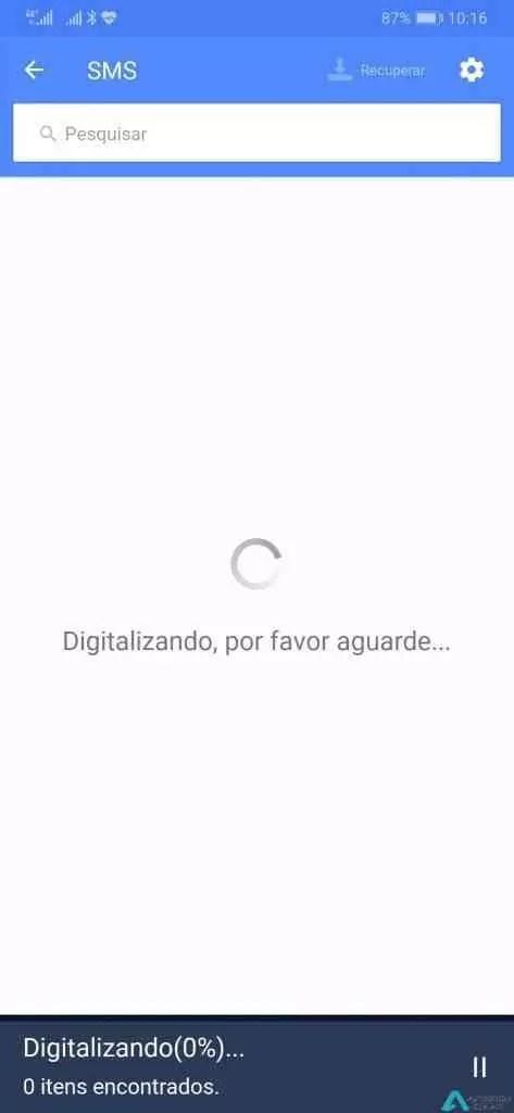 Análise EaseUS MobiSaver – Recuperar Arquivos Apagados em Android 4