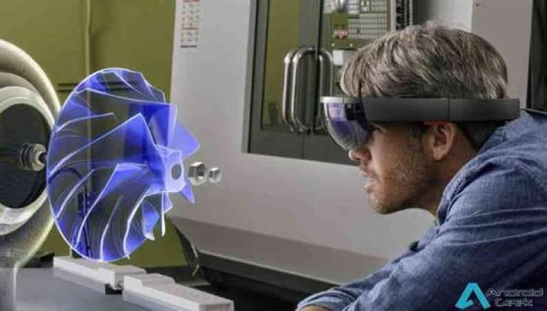 Futuros óculos AR contarão com displays microLED 1