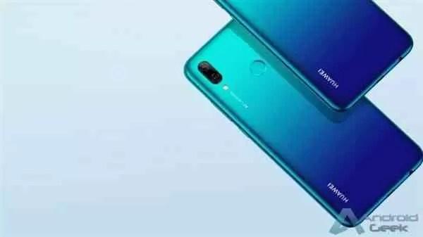 Huawei P Smart para lançamento por £ 149 no Reino Unido em 11 de janeiro 1