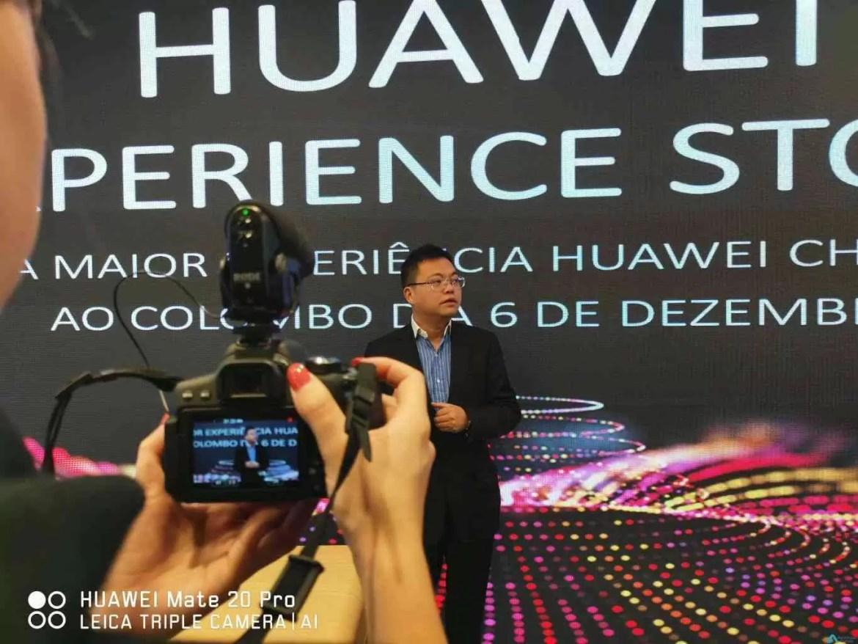 Huawei apresenta novo conceito Experience Store em Lisboa 1