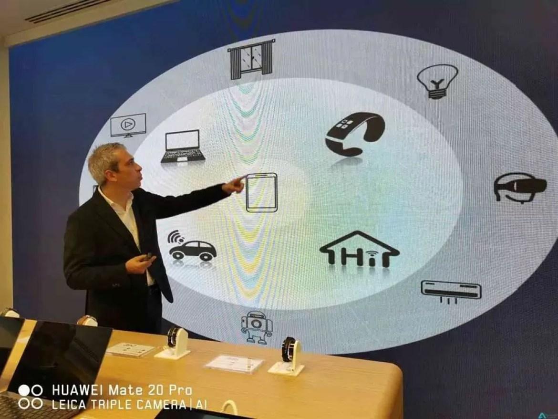Huawei apresenta novo conceito Experience Store em Lisboa 2