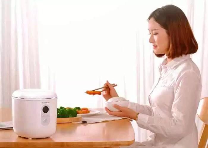 O mais recente em Xiaomi é uma nova mini cozinha