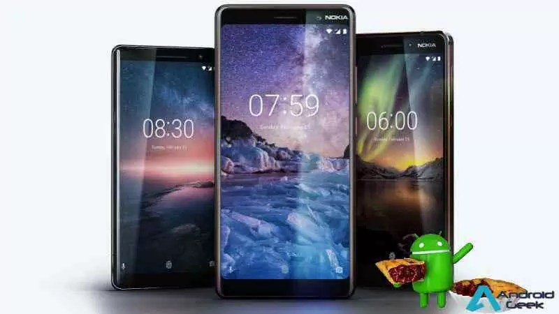 Nokia 7 recebe oficialmente o Update Android 9 Pie 1