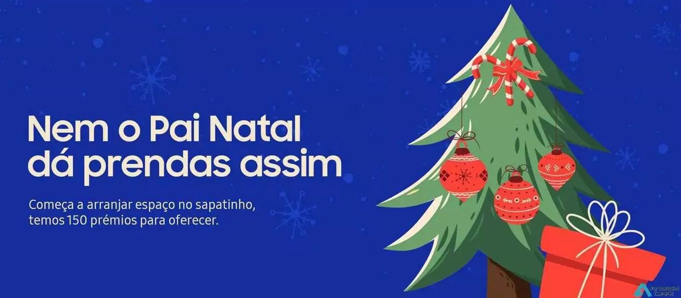 Samsung lança Passatempo Especial de Natal 1