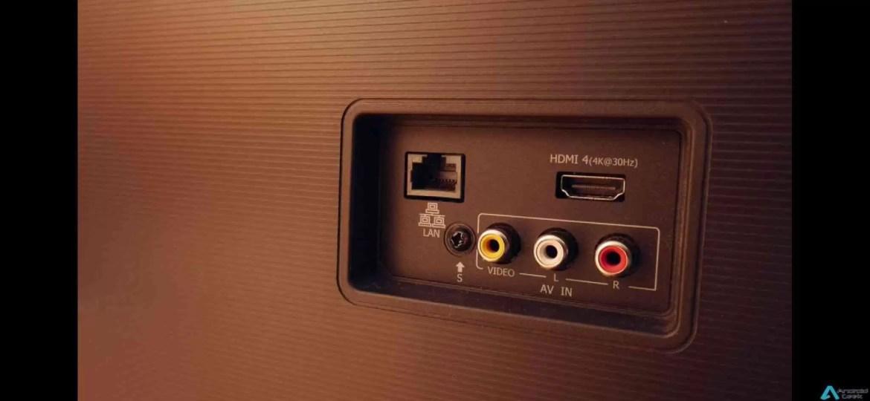 Análise Hisense de 55 polegadas Series 7 Smart TV 4K H55U7A 7