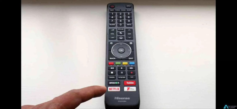 Análise Hisense de 55 polegadas Series 7 Smart TV 4K H55U7A 12