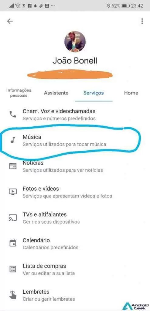 Como usar o Spotify no Google Home 3
