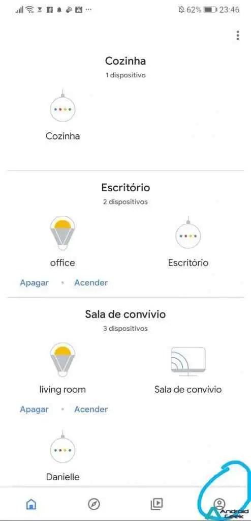 Como usar o Spotify no Google Home 2