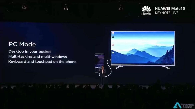 Análise Modo Desktop Huawei Mate 20 Pro 5
