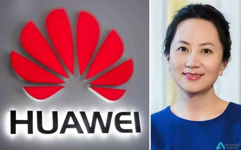Huawei tem CFO libertada sob fiança no Canadá, ainda possível extradição para os EUA. 1
