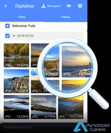 Análise EaseUS MobiSaver – Recuperar Arquivos Apagados em Android 5