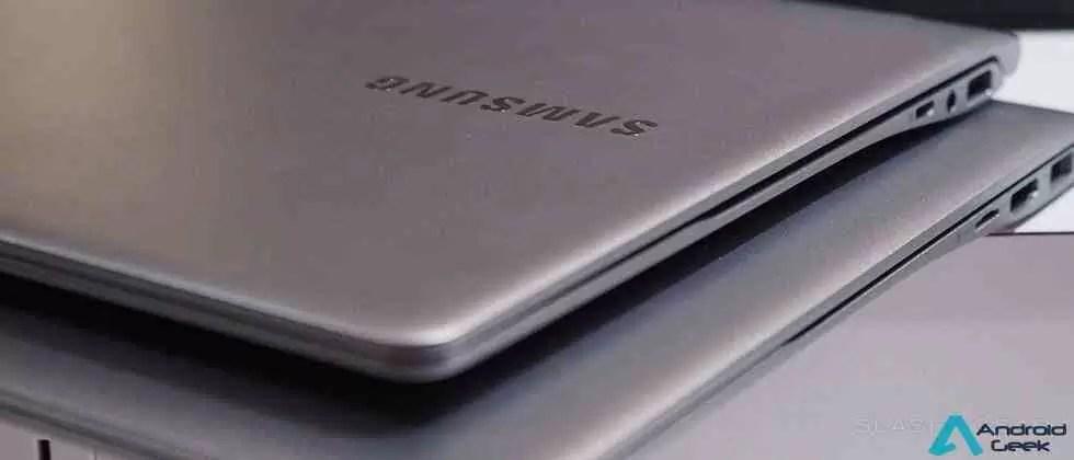 Os primeiros notebooks com ecrã OLED 4K da Samsung estarão na CES 2019 1