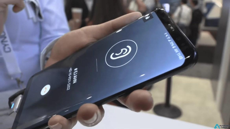 Samsung vai supostamente apresentar o ecrã OLED Sound on Display num smartphone na CES 2019 1