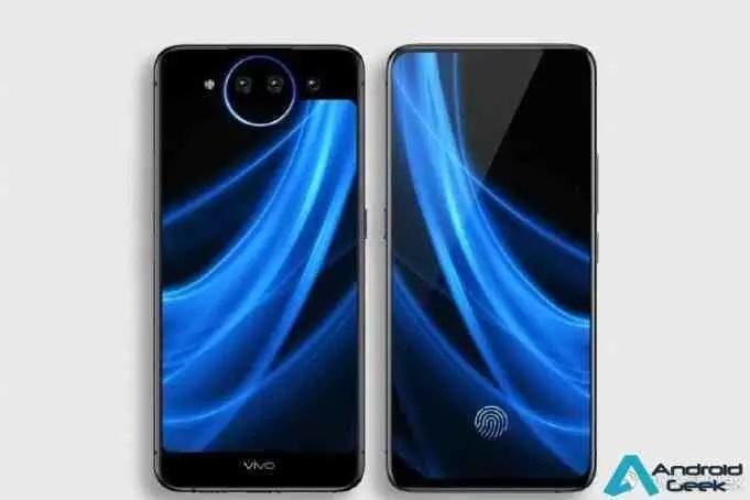 Teaser oficial Vivo NEX 2 confirma ecrã duplo e câmaras triplas 2
