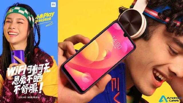Nova Fuga de informação sugere um chipset MTK desconhecido para o Xiaomi Play 1