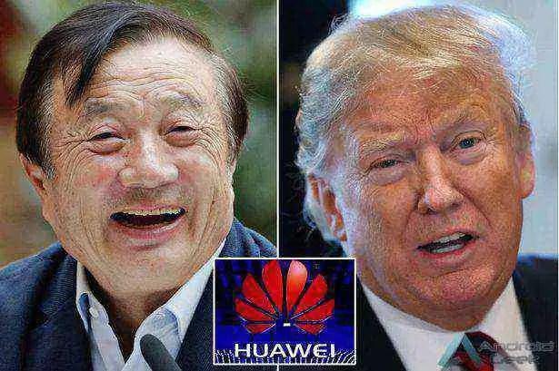 Huawei pode vender o seu negócio 5G como moeda de troca 1