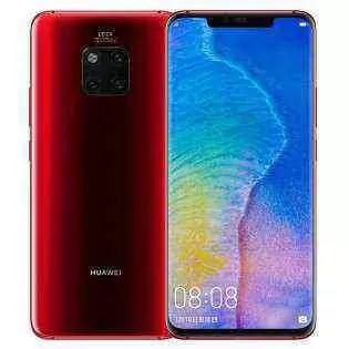 Huawei Mate 20 Pro em Vermelho Perfumado