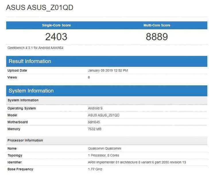 Android 9.0 Pie a chegar ao telefone Asus ROG em breve 1