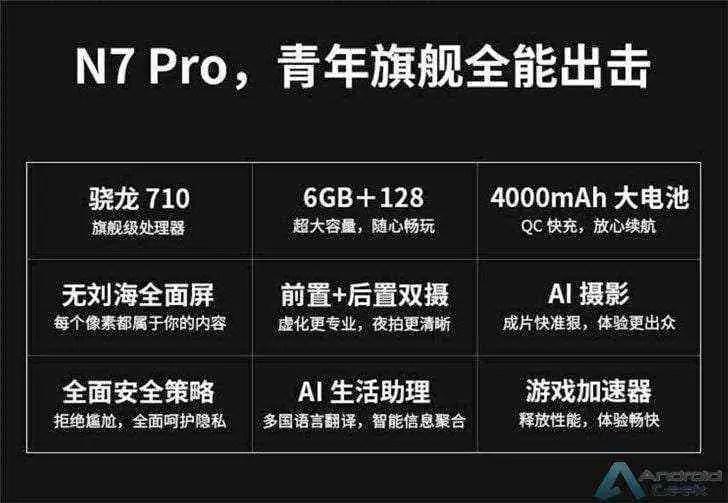 360 N7 Pro Red Version lançado como tributo ao fundador da 360 Mobiles 1