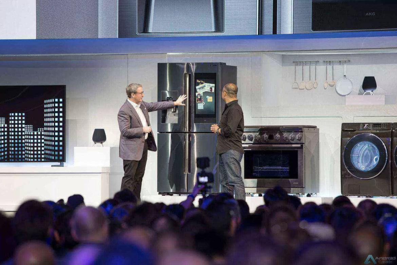 Samsung revela o futuro da Vida Conectada na CES 2019 3