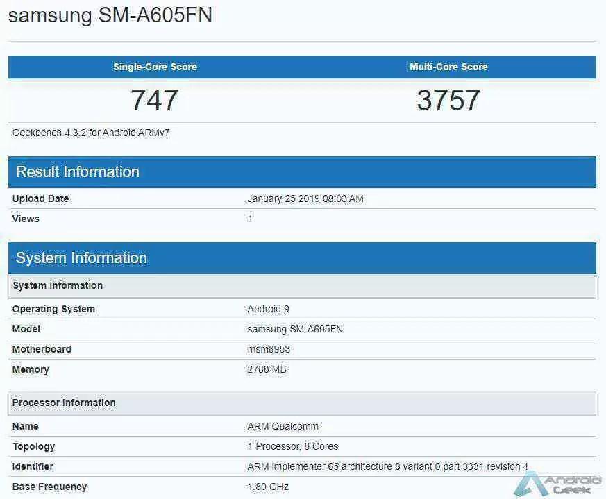 Android Pie 9 com One UI para Samsung Galaxy A6 e A6 Plus está a chegar! 3