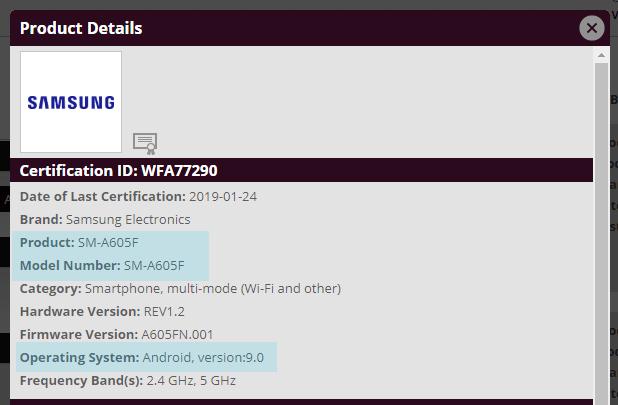 Android Pie 9 com One UI para Samsung Galaxy A6 e A6 Plus está a chegar! 1