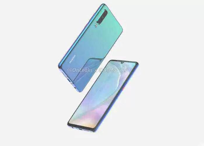 Huawei P30 e P30 Pro, imagem