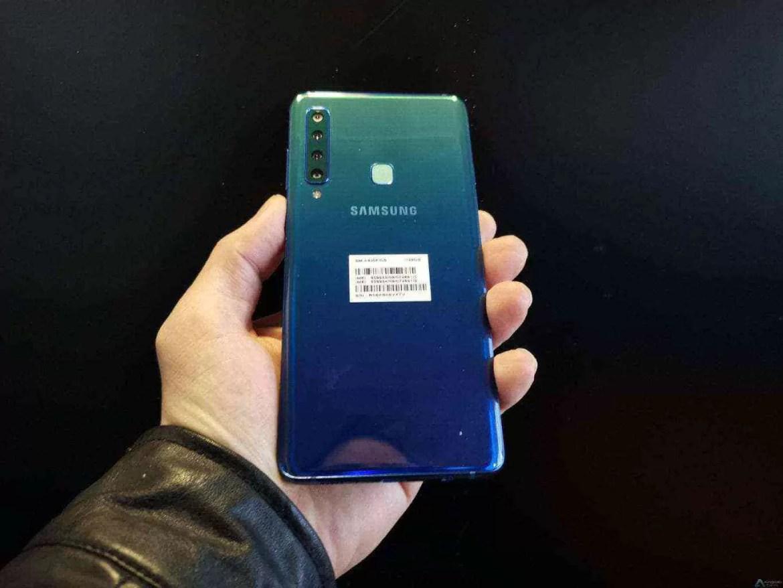 Análise Samsung Galaxy A9: o primeiro smartphone de quatro câmaras do mundo 5