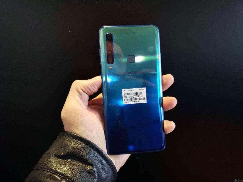 Análise Samsung Galaxy A9: o primeiro smartphone de quatro câmaras do mundo 2