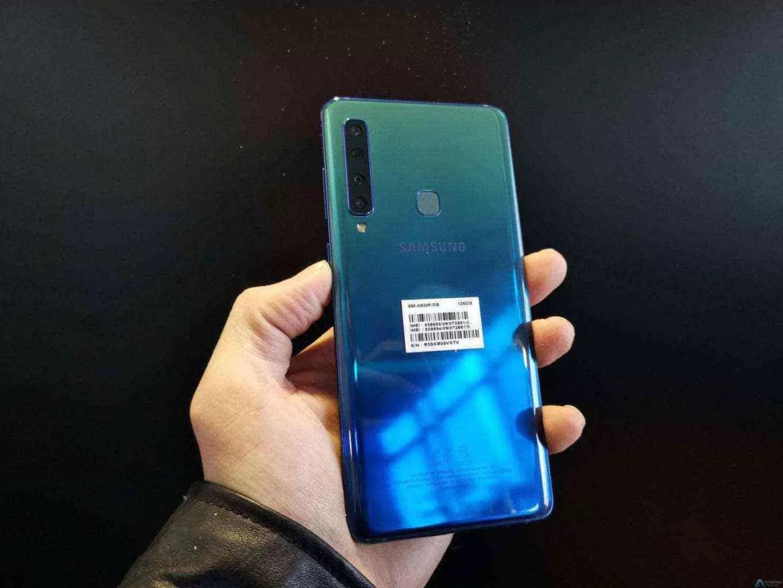 Análise Samsung Galaxy A9: o primeiro smartphone de quatro câmaras do mundo 12