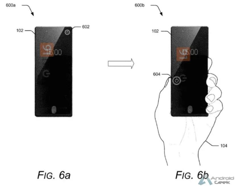 Os telefones da Motorola podem acabar com todos os botões físicos 2