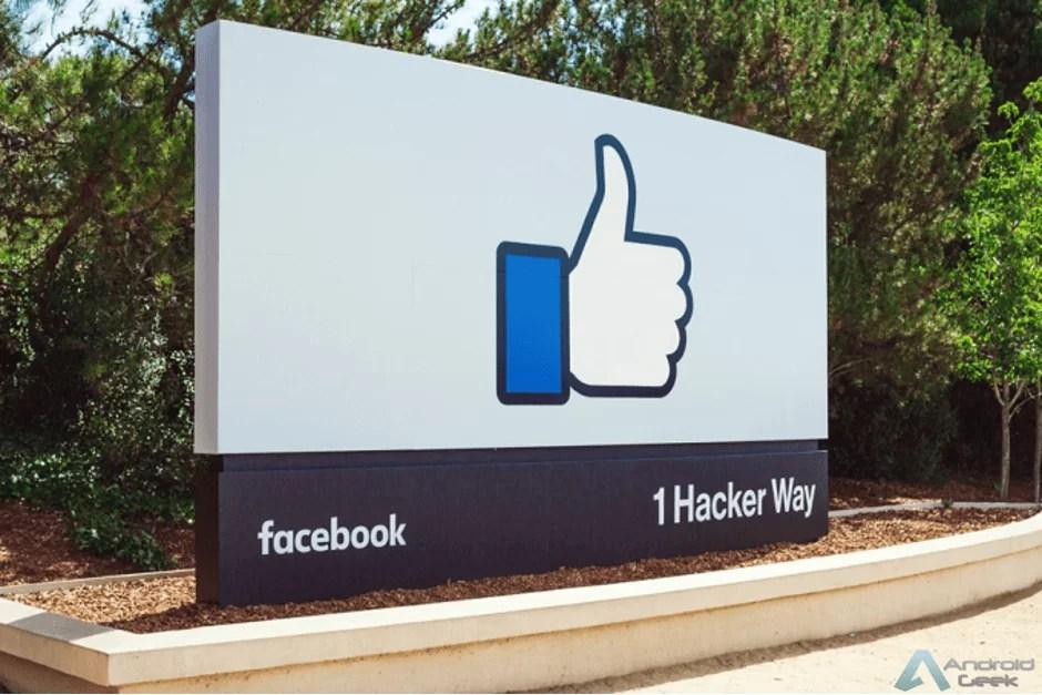 Certas aplicações Android enviam dados pessoais para o Facebook sem permissão 1