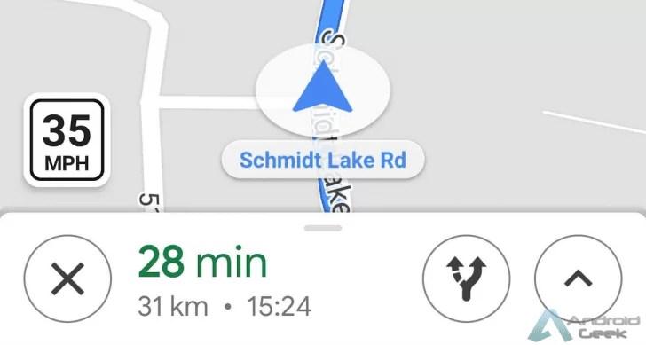 O Google Maps está a receber um recurso do Waze há muito esperado 1