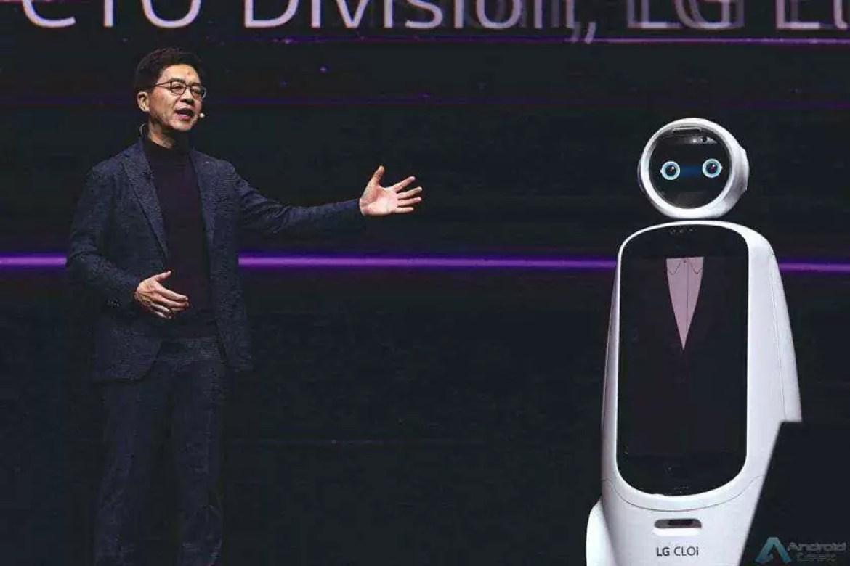 LG assume compromisso para uma vida melhor com a IA 1