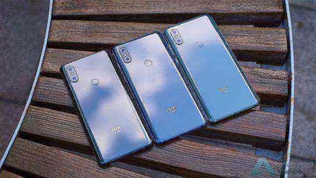 Variante de Sapphire Blue do Xiaomi Mi Mix 3 agora à venda na China 1