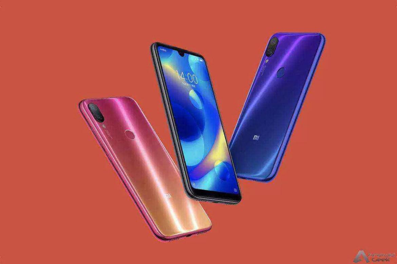 Xiaomi Mi Play à venda na Ucrânia, entra oficialmente no mercado europeu 1