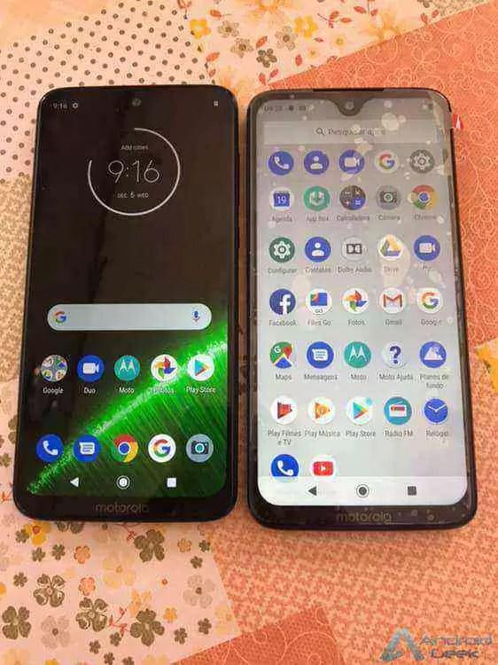 Motorola Brasil revela todos os Moto G7 por engano 3