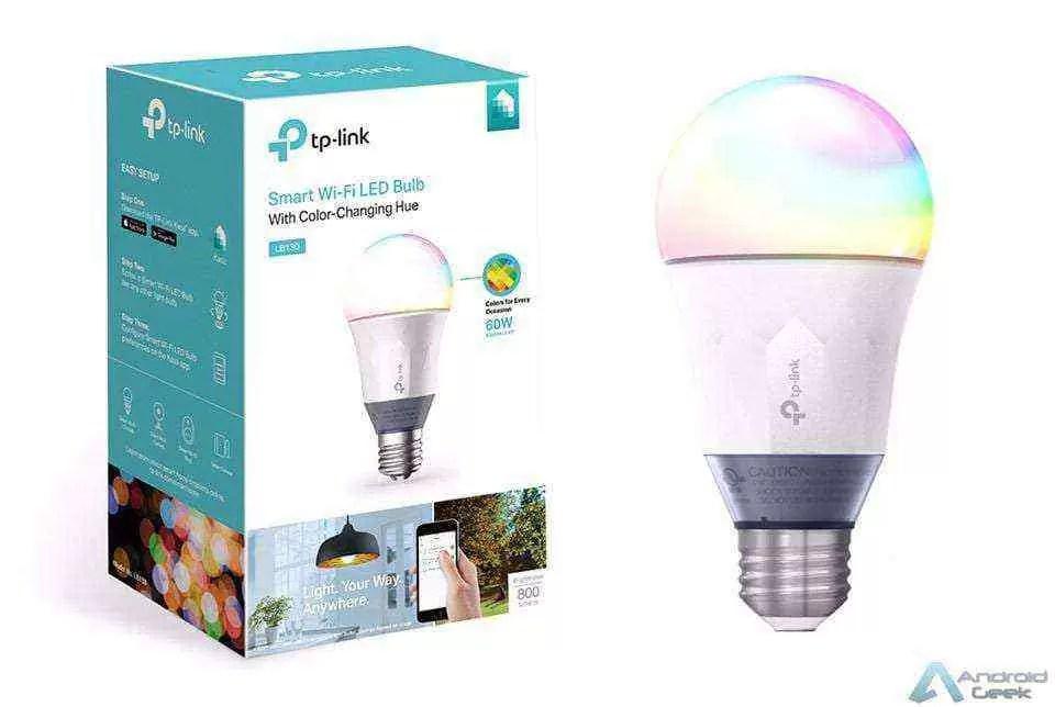 TP-Link | 5 motivos para adorar lâmpadas inteligentes 1