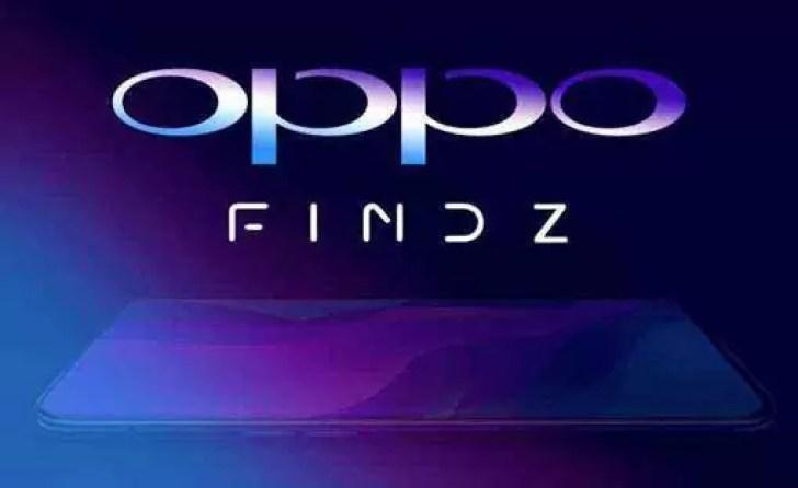 Oppo regista Find Z, um flagship com Snapdragon 855 2