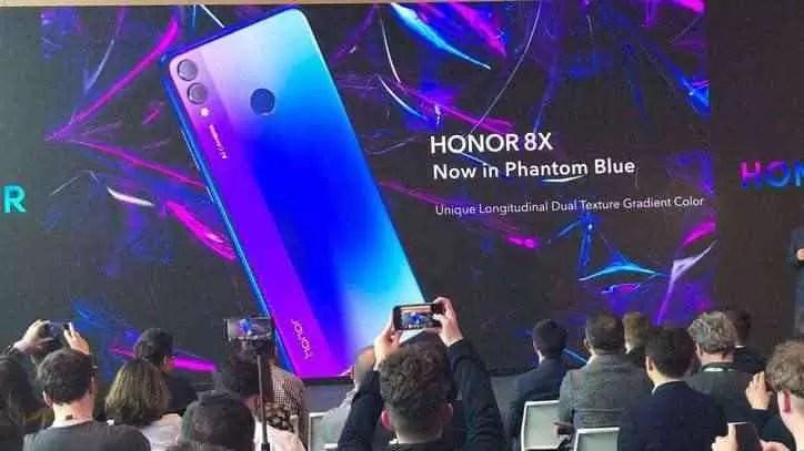 Honor 8x tem atualização estável EMUI 9.0 baseada em Android Pie a caminho 1