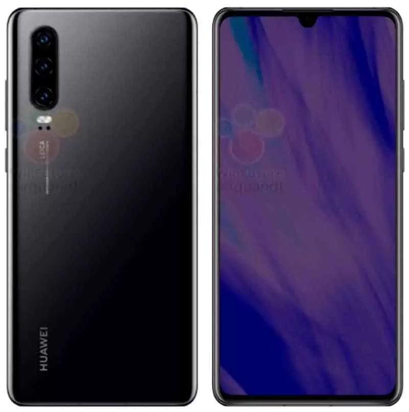 O Huawei P30 e P30 Pro aparecem em imagens oficiais 4